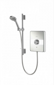 Aqualisa Lumi electric shower front view
