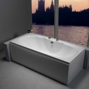 Carron Equation 1800x800mm Double Ended Bath