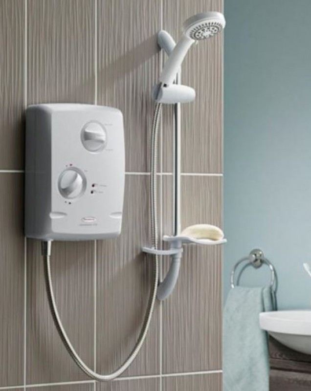 Installing An Electric Shower With Low Mains Pressure