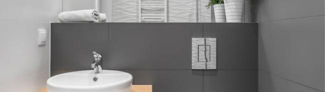 small cloakroom toilet idea