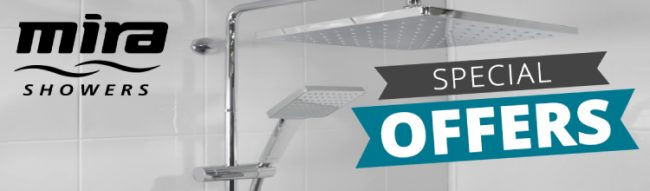 Offers on Mira Showers