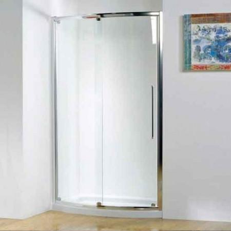 Bow Slider Shower Enclosures