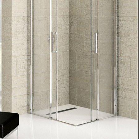 Corner Entry Shower Enclosures