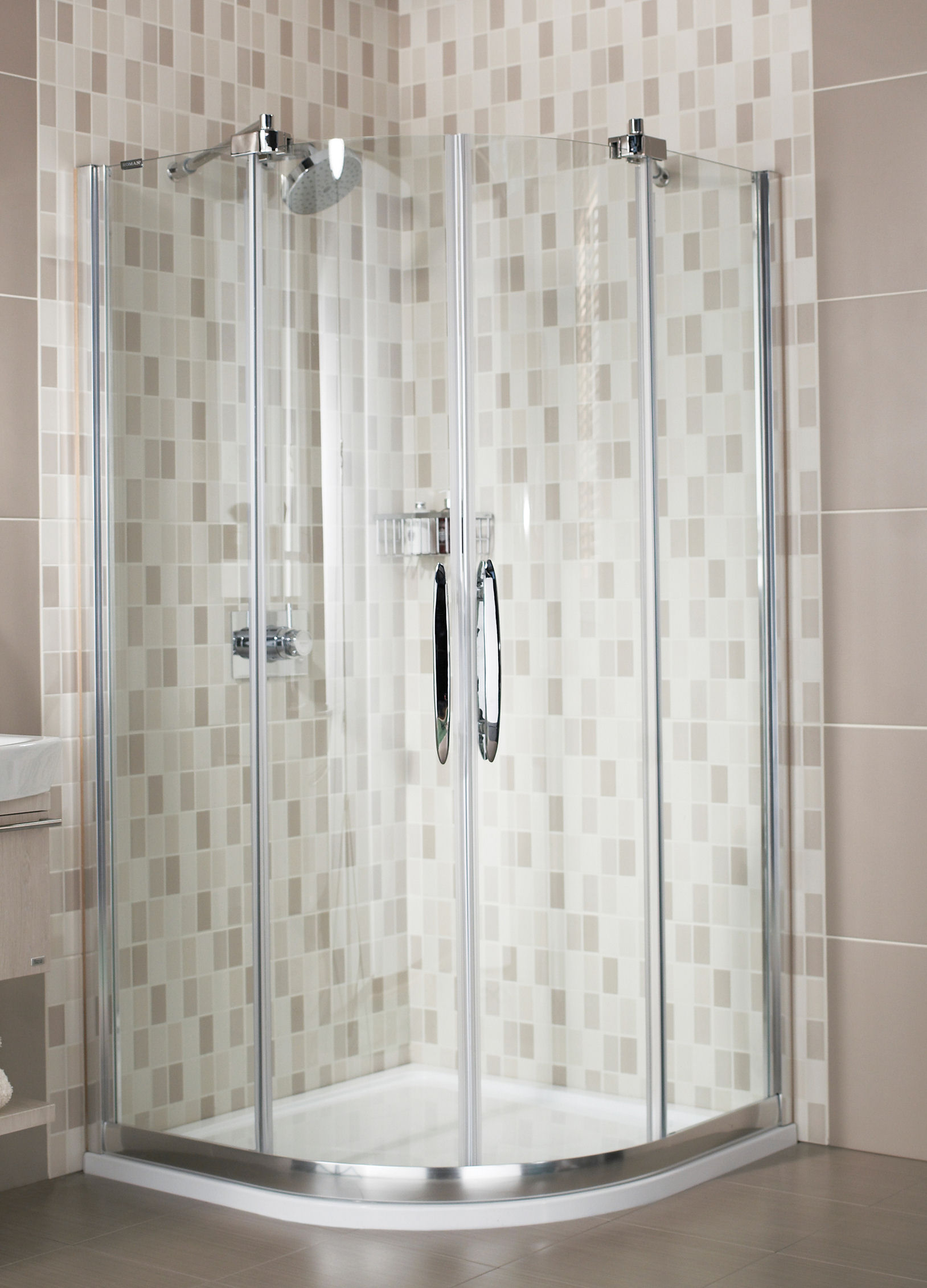 Haven Bi Fold Shower Doors