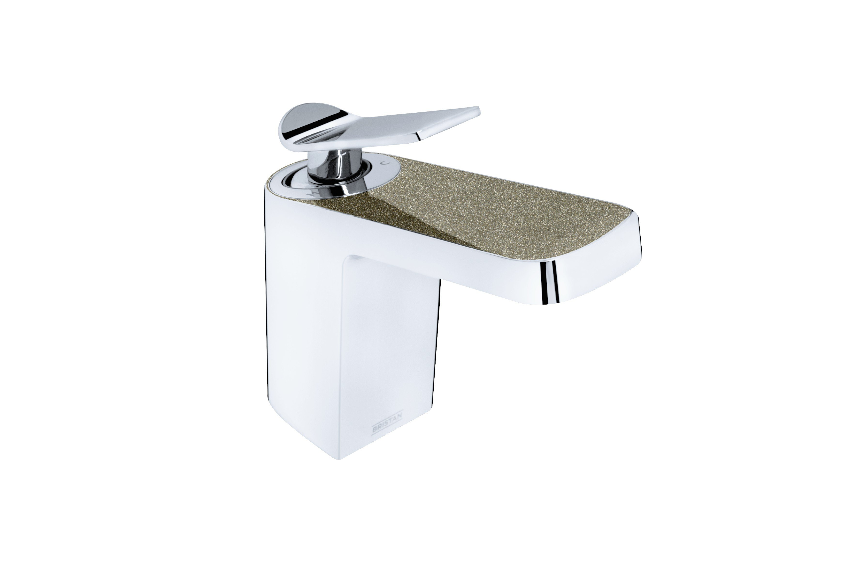 Bristan Alp 4 Hole Bath Shower Mixer Chrome