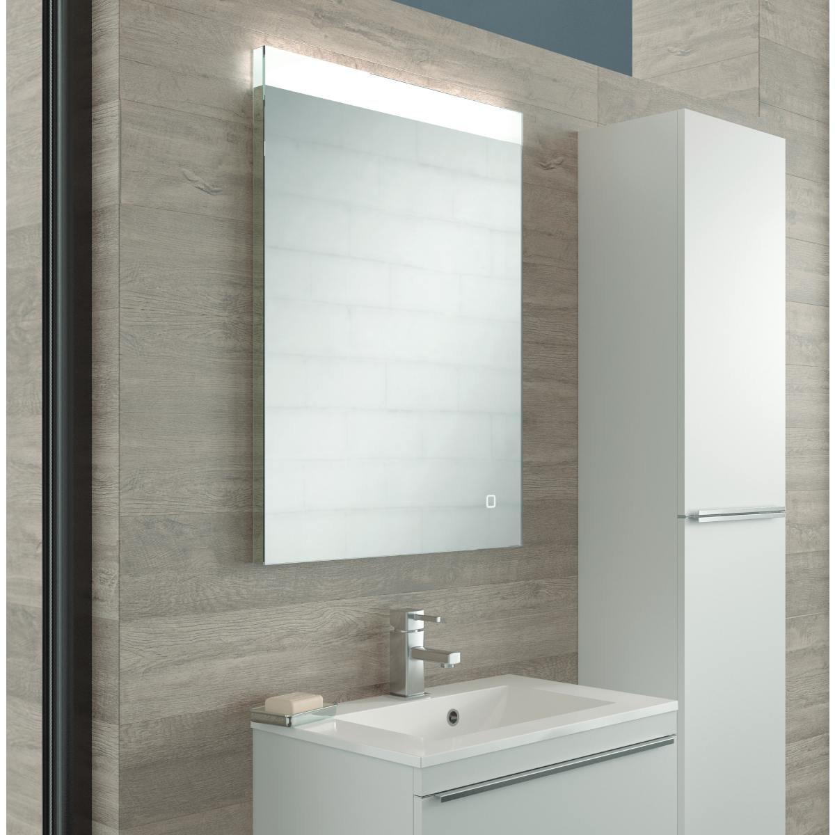 HIB Ambience 60 LED Steam Free Bathroom Mirror | 79200000