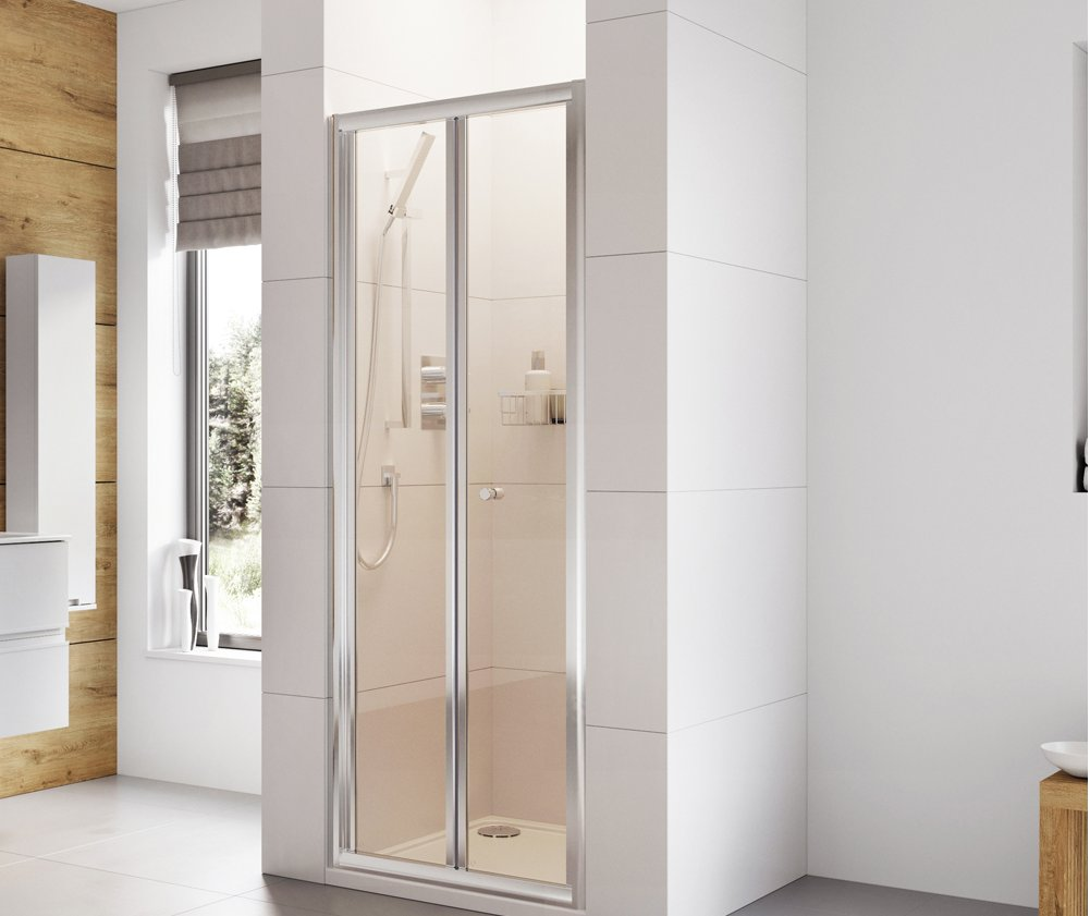 Roman Haven 760mm Pivot Shower Door H3p76cs