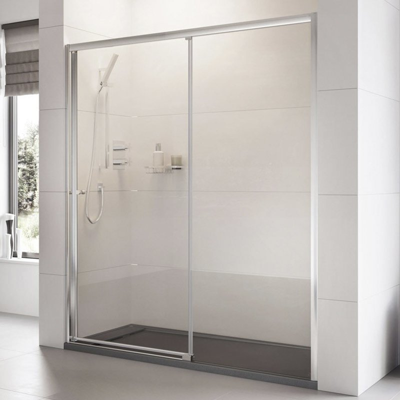 Roman Haven 900mm Pivot Shower Door H3p9cs