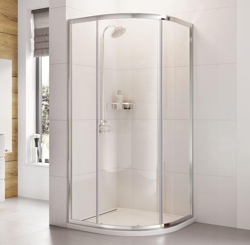 Haven 1200mm Sliding Shower Door H3s12cs