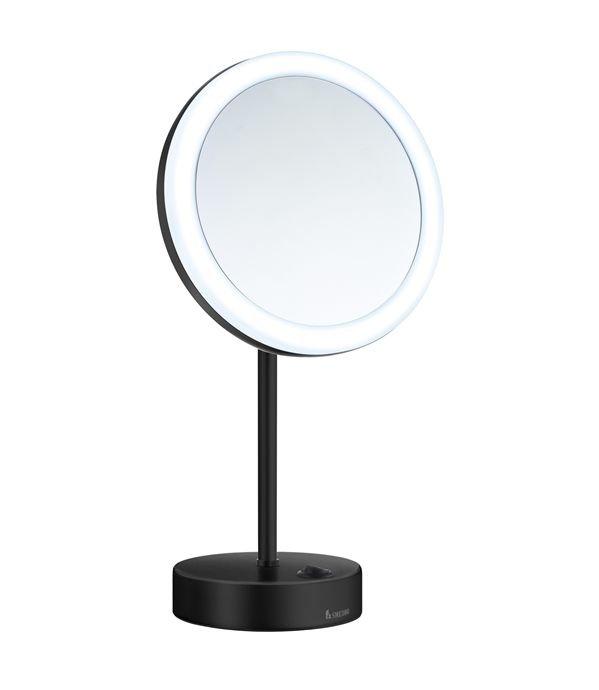 Bristan Wall Mounted Mirror Chrome Compwmmrc