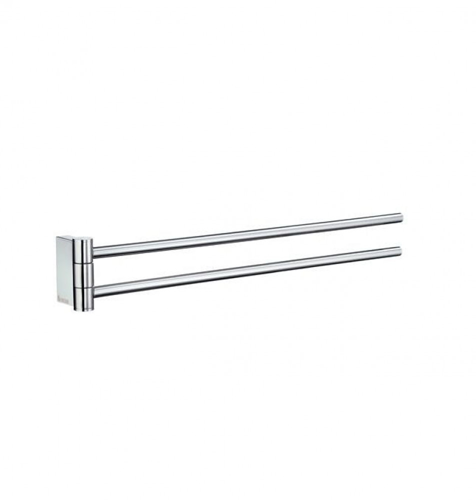 Smedbo Air Swing Arm Towel Rail AK326