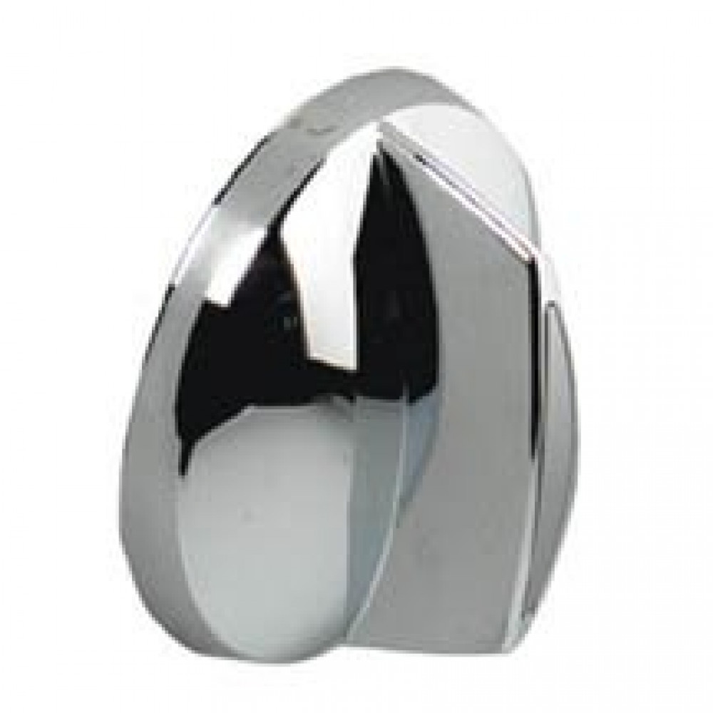 Aqualisa Aquastream Spares On & Off Knob Chrome 241313