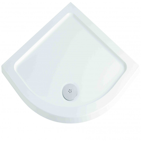 800 x 800 MX Elements Quadrant Shower Tray