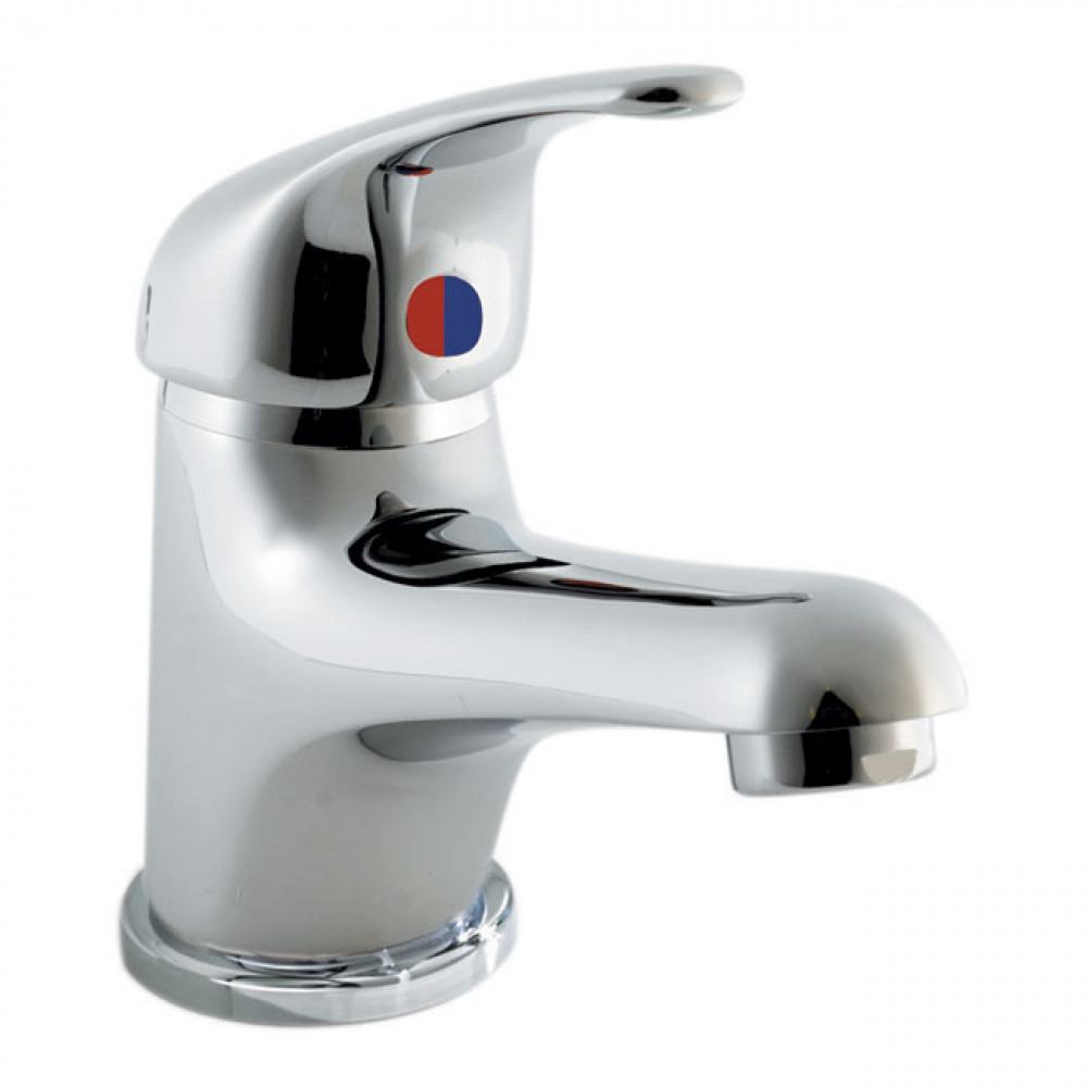 Home Of Ultra Eon Economy Single Lever Basin Mixer & Waste