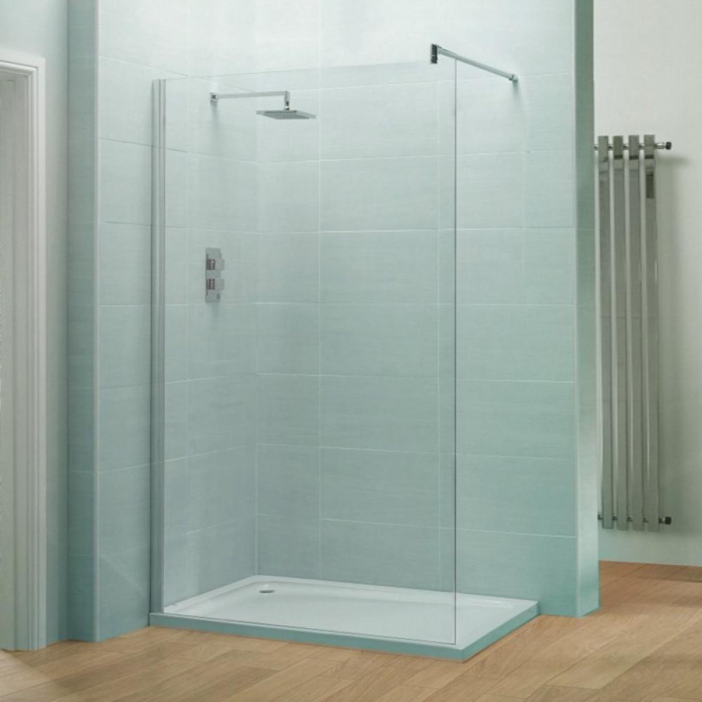 April Identiti2 1100mm Wetroom Panel