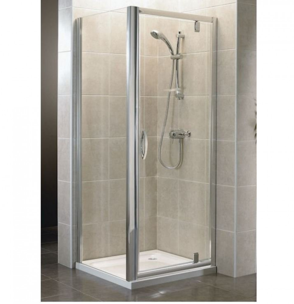April Identiti2 700mm Pivot Shower Door