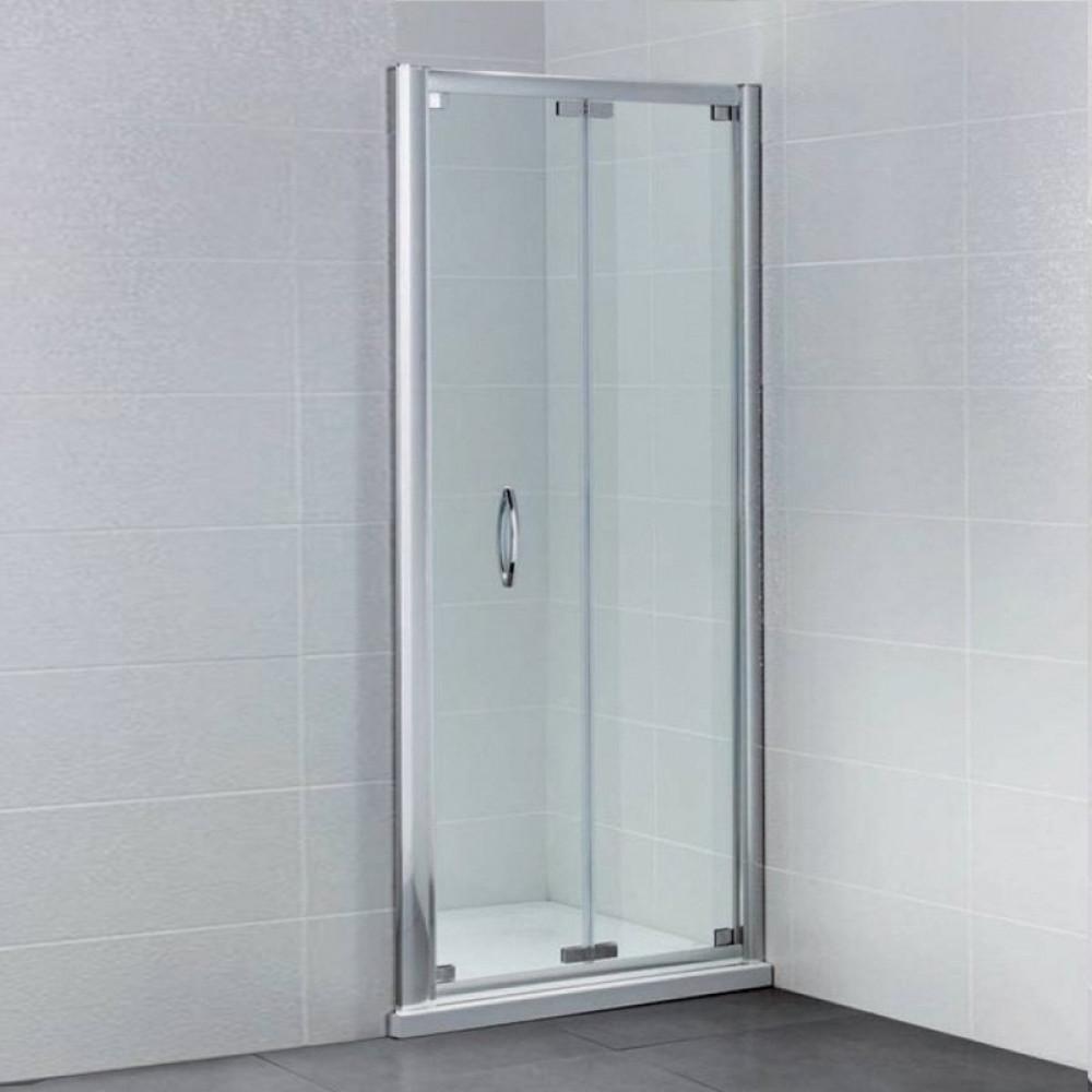April Identiti2 900mm Bifold Shower Door