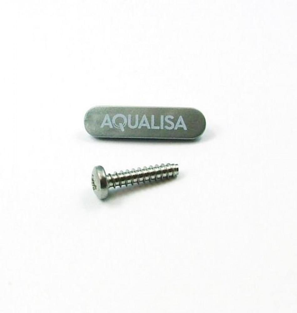 Aqualisa 609 Spares, Aqualisa badge