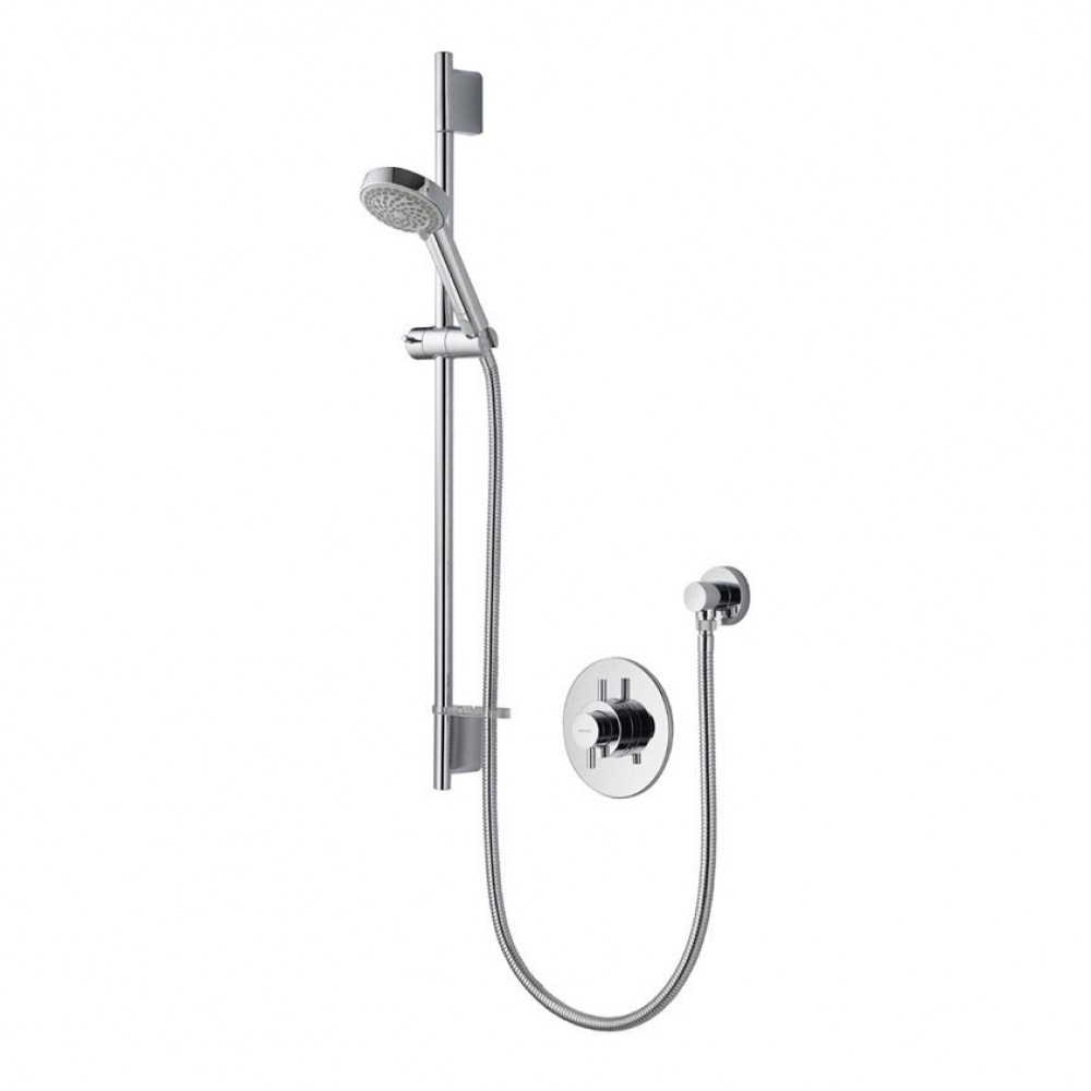 Aqualisa Aspire Concealed Shower with Adjustable 105mm Harmony Head
