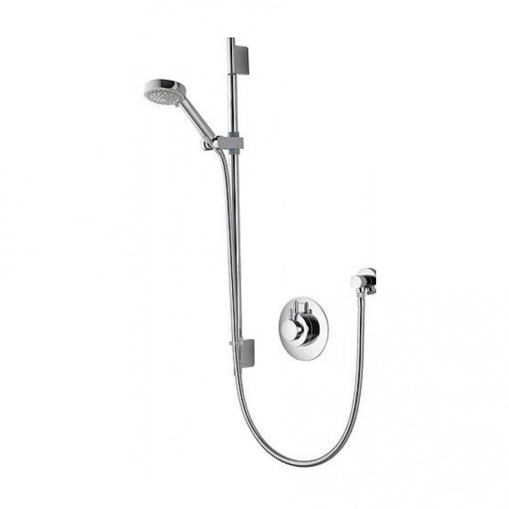 Aqualisa Dream Concealed Shower with Adjustable 105mm Harmony Head