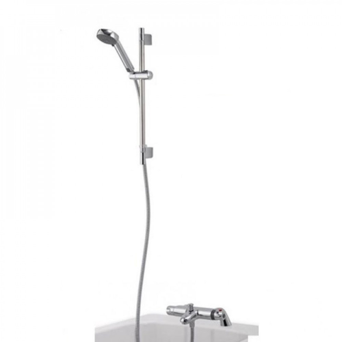 aqualisa midas 100 thermostatic bath shower mixer