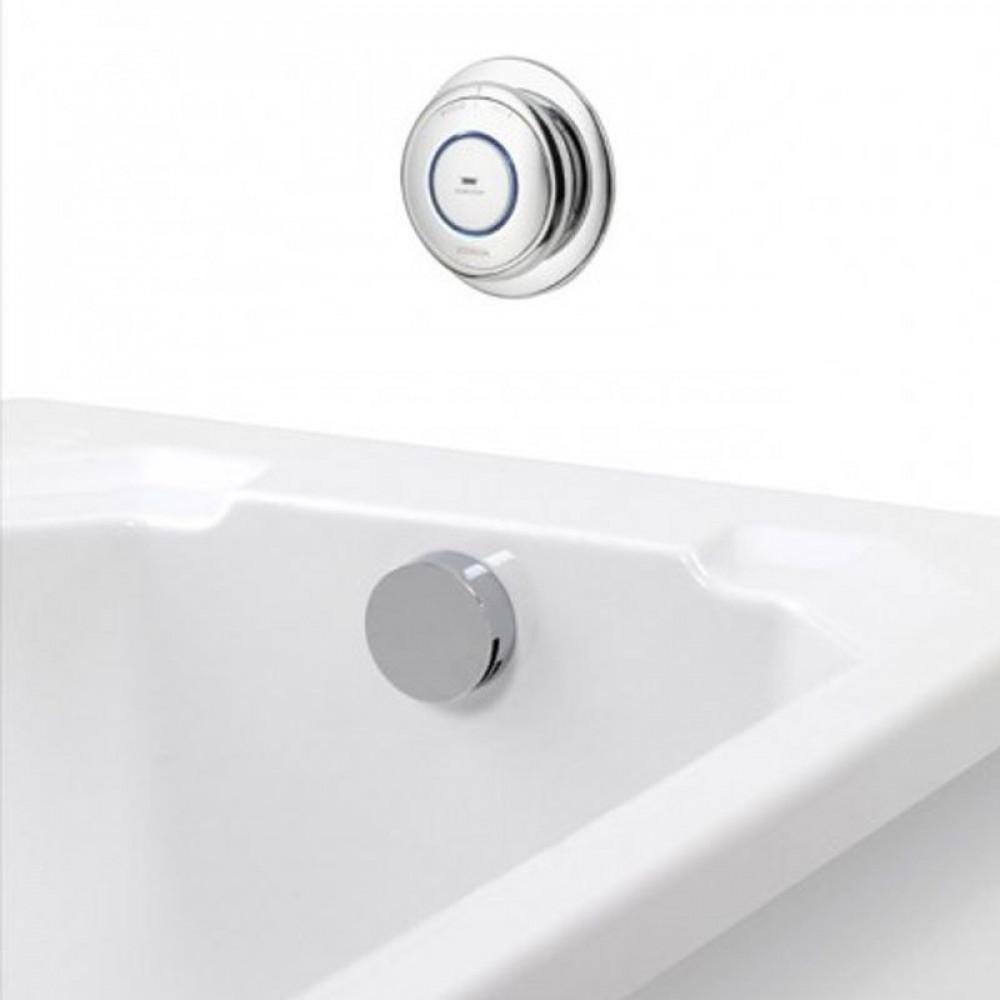 Aqualisa Quartz Digital Bath With Bath Fill - HP/Combi