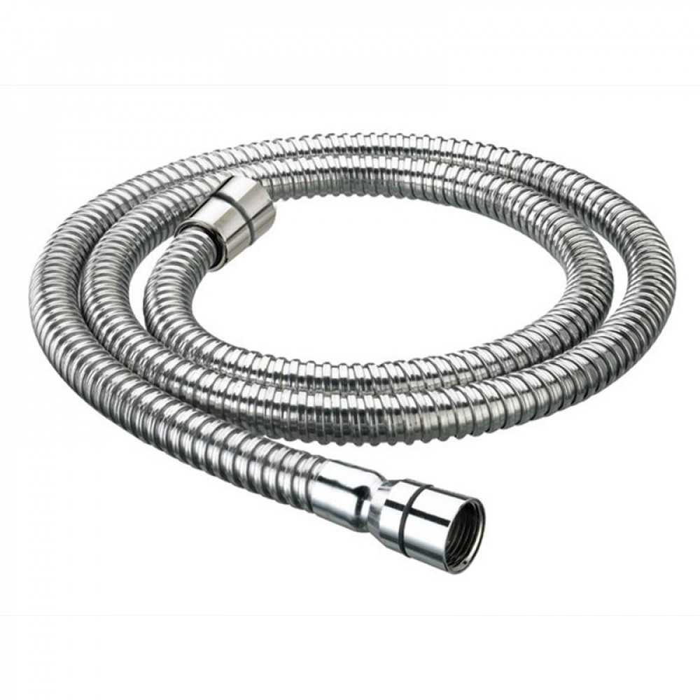 Bristan 1.5m Cone to Cone Lrg Bore Stainless Steel Shower Hose Chrome