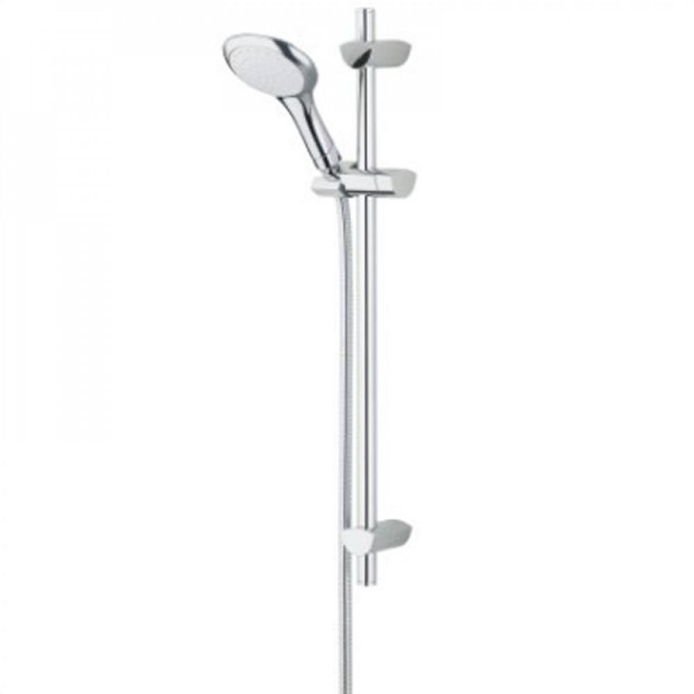 Bristan Evo Shower Kit with Rub Clean Handset