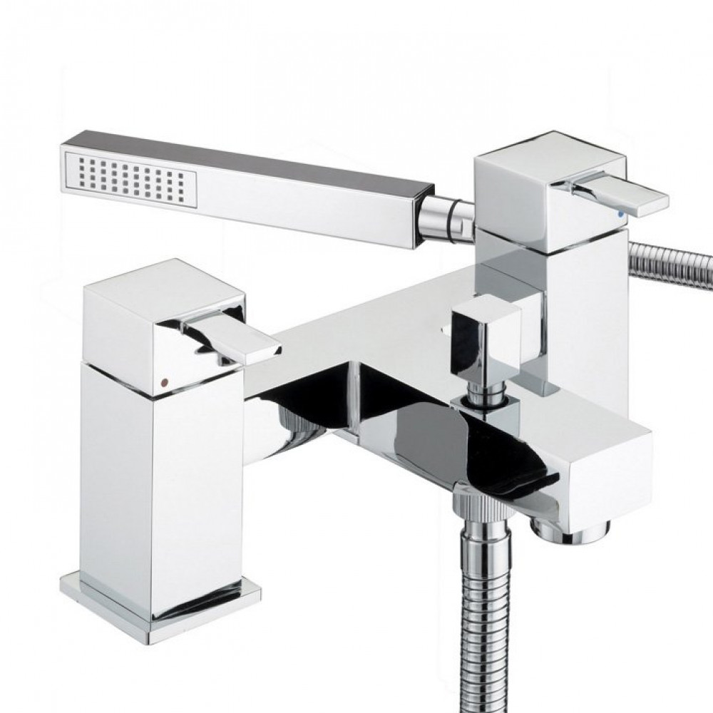 Bristan Quadrato Bath & Shower Mixer