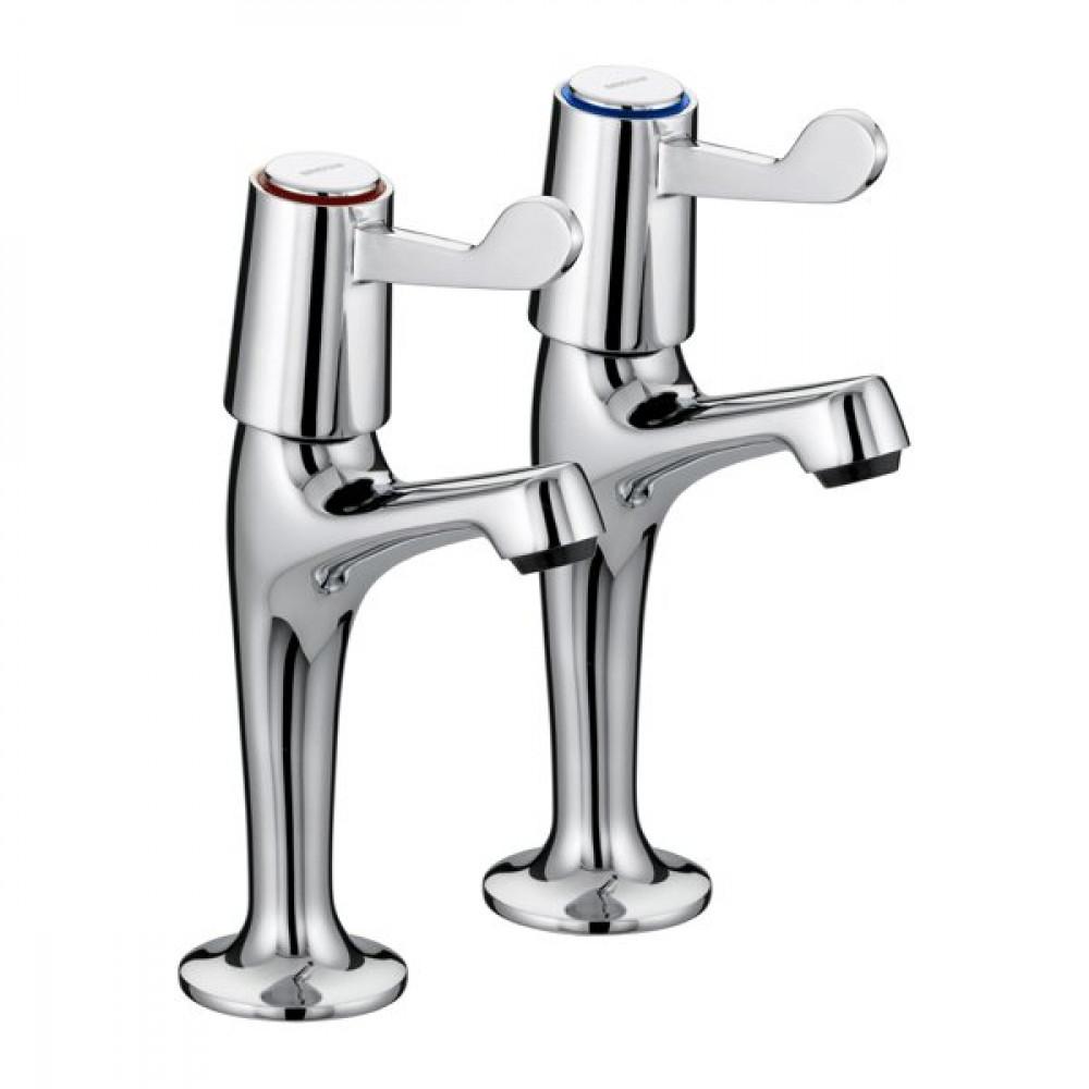 Bristan Value Lever Kitchen Sink Taps