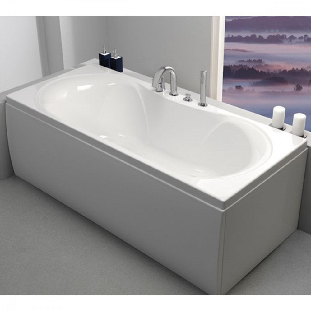 Carron Arc Duo Double Ended Bath 1700 X 750mm