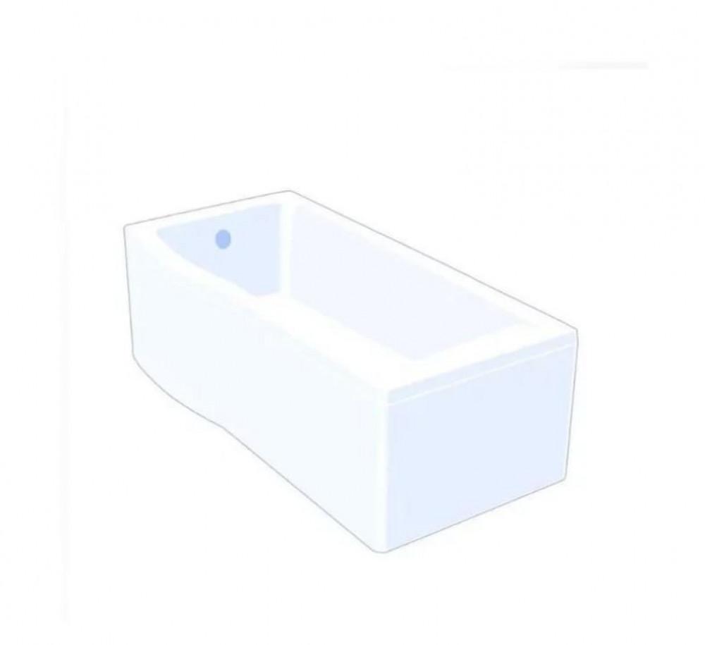 Carron Aspect 1700 x 700 Left Hand Shower Bath