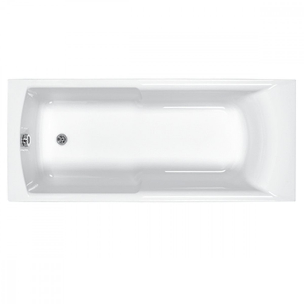 Carron Axis 1700 x 700mm Single Ended Bath