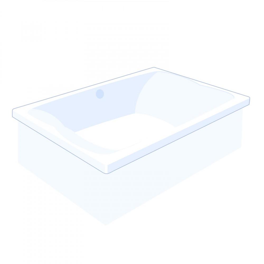 Carron Celsius Duo Bath 2000 x 1400mm
