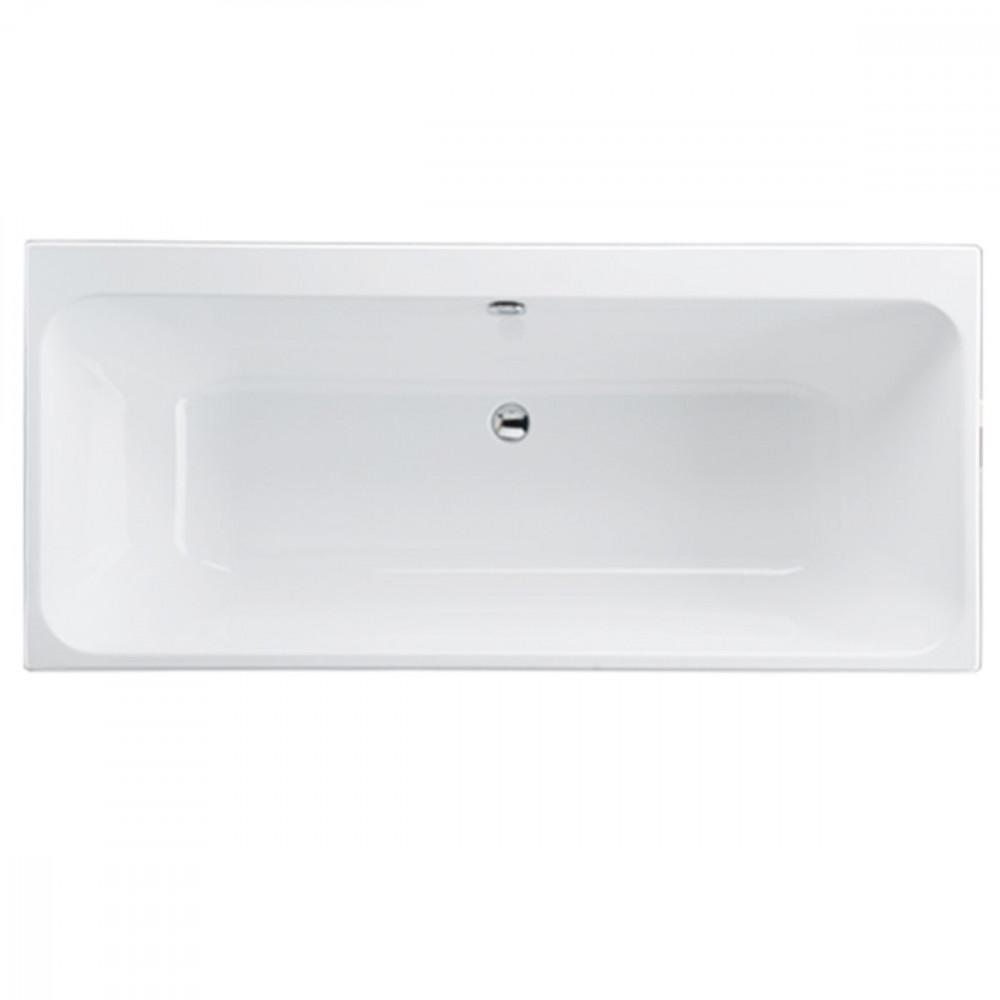 Carron Profile Carronite 1750 x 750mm Double Ended Bath
