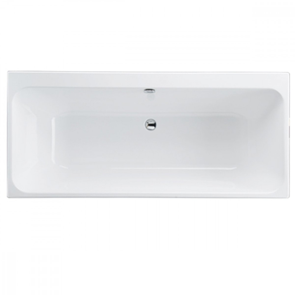 Carron Profile Carronite 1800 x 700mm Double Ended Bath