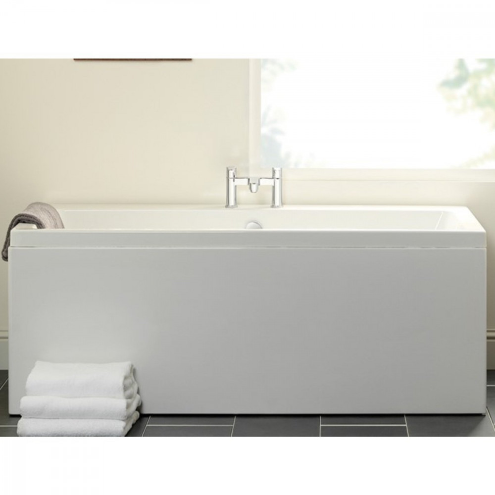 Carron Quantum 1800 x 800mm Double Ended Bath Room Setting