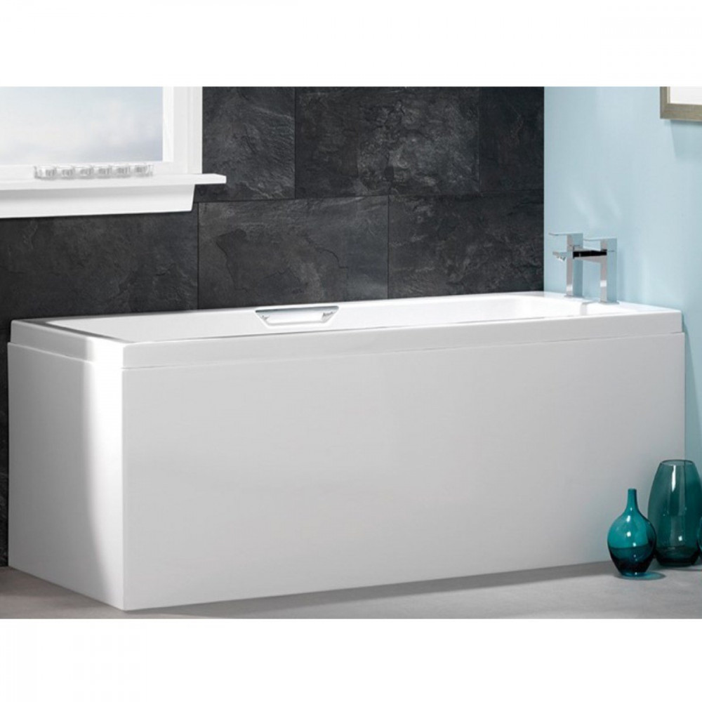 Carron Quantum Integra Twin Grip bath 1800 x 800mm Room Setting