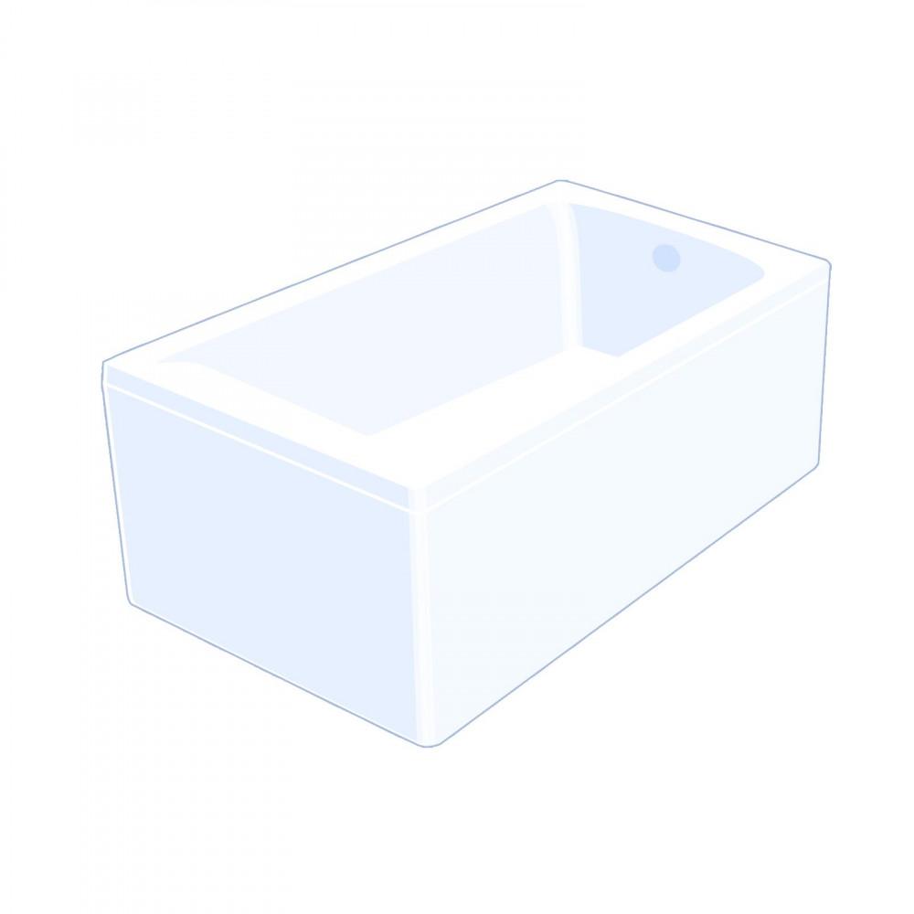 Carron Sigma 1800 x 800mm Single Ended Bath