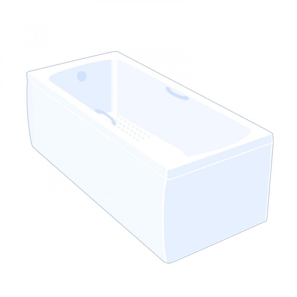 Carron Swallow Anti Slip Bath 1700mm x 700mm