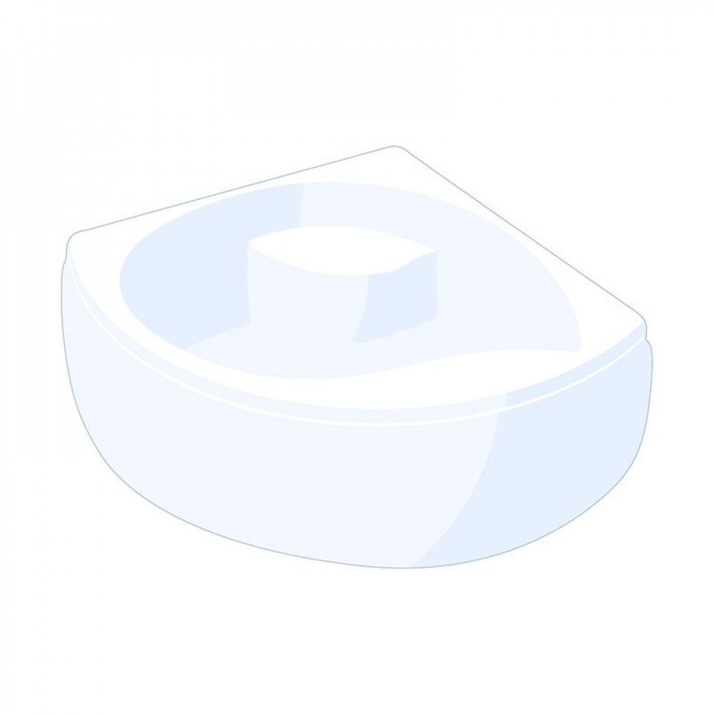 Carron Tranquility 1300x1300mm Corner Bath