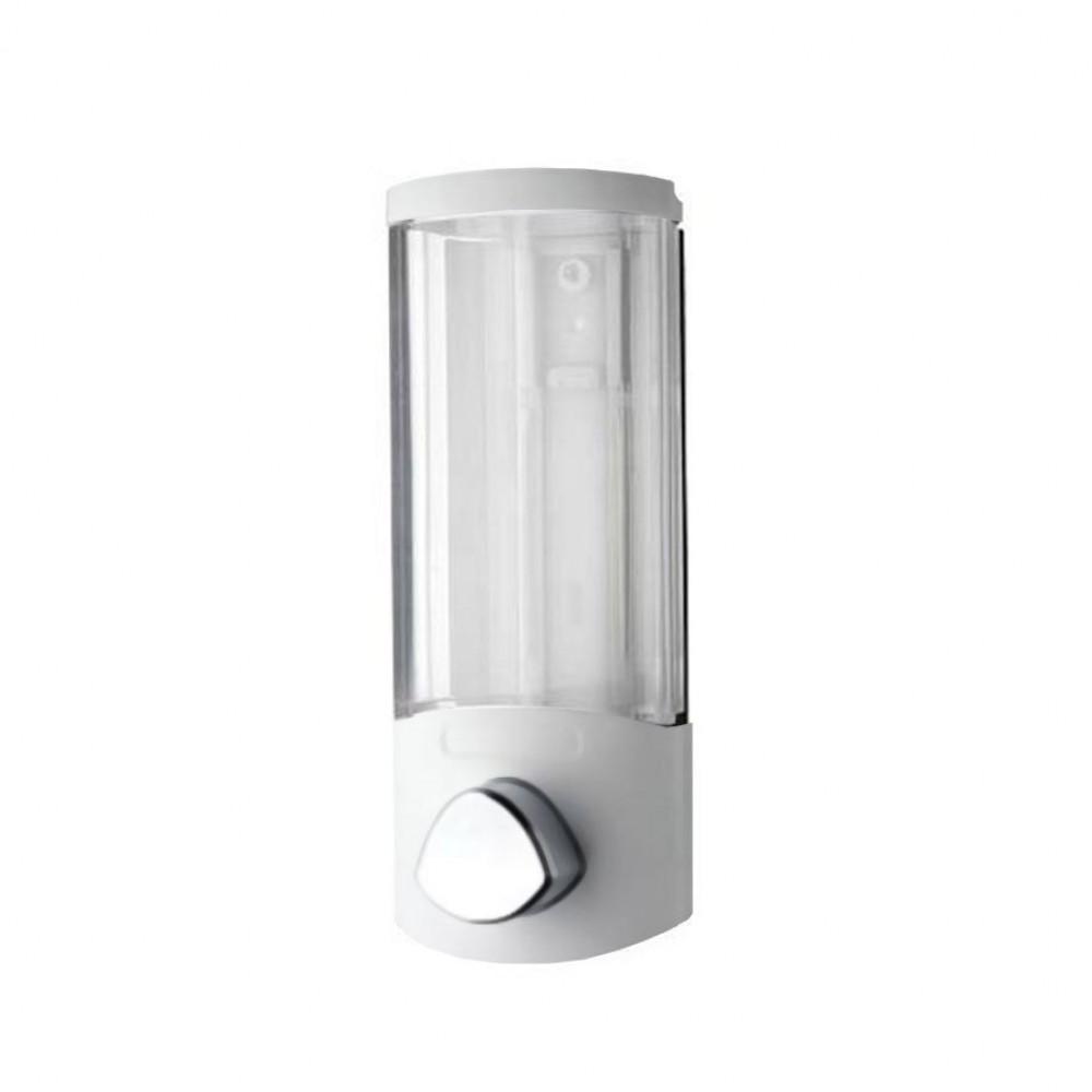 Croydex Euro Soap Dispenser Uno White