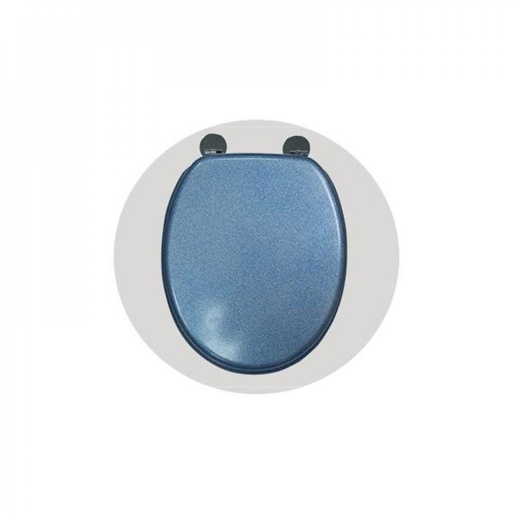S2Y-Croydex Flexi-Fix Blue Quartz Toilet Seat-1