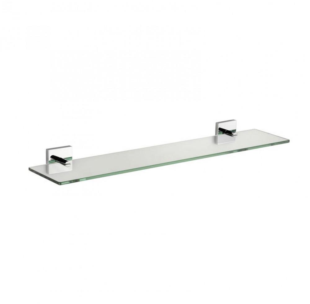 S2Y-Croydex Flexi Fix Chester Glass Shelf-1