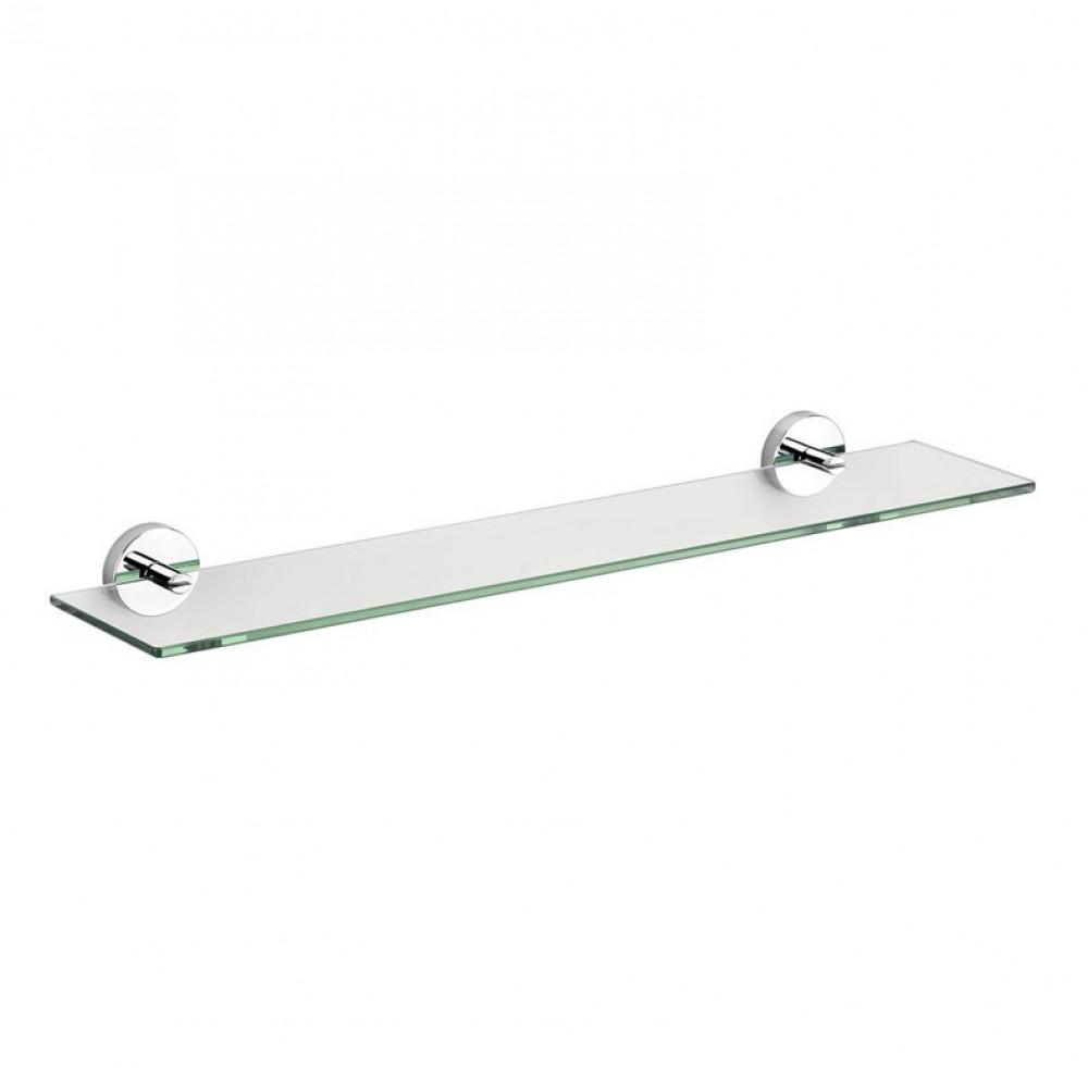 S2Y-Croydex Flexi Fix Epsom Glass Shelf-1