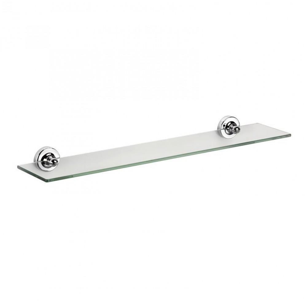 S2Y-Croydex Flexi Fix Worcester Glass Shelf-1