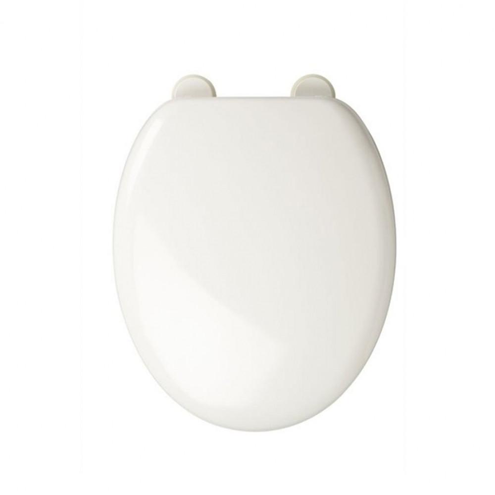 Croydex Foster White Toilet Seat
