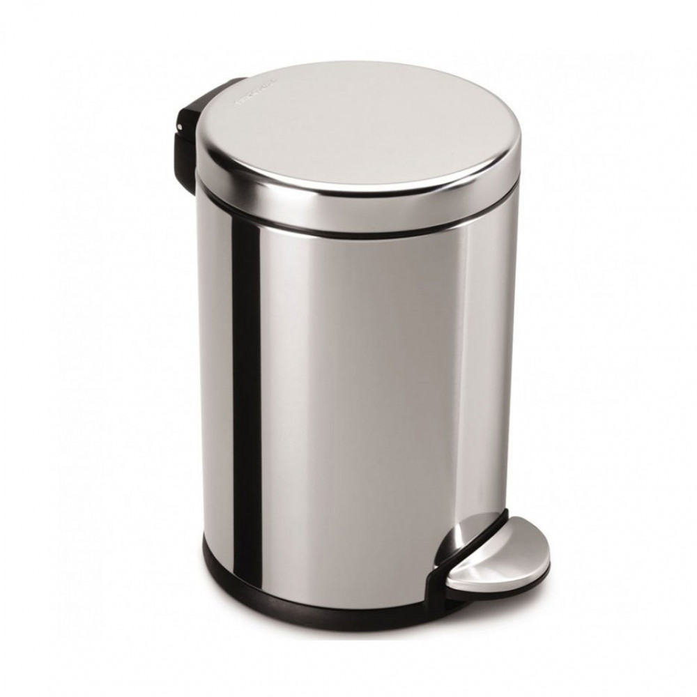 Croydex Homewares 5 litre pedal bin