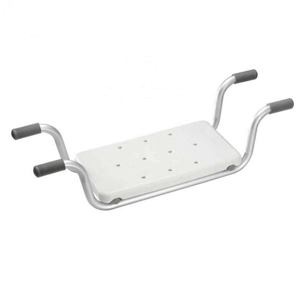 Croydex White Easy Fit Bath Bench