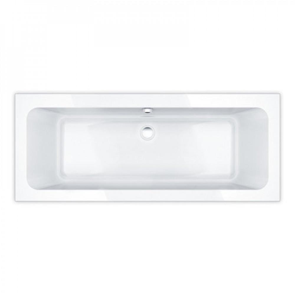 Essential Islington Double Ended Bath 1700 x 700mm